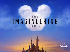 The Imagineering Story Series on Disney Plus