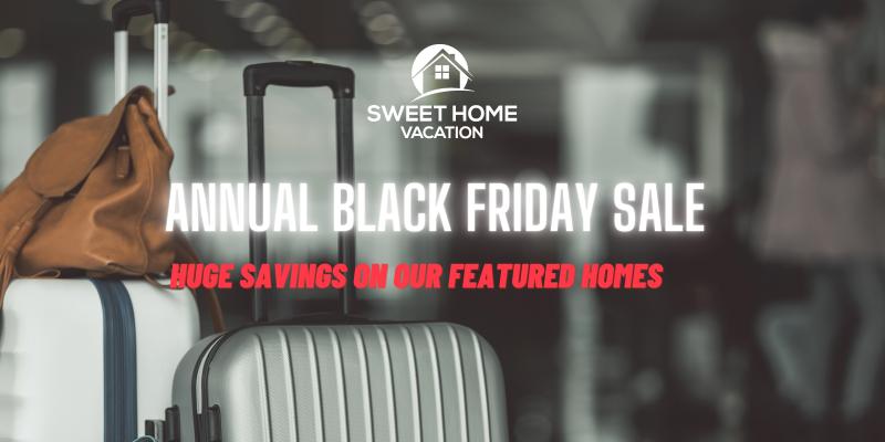 Black Friday 2020 Orlando Vacation Rentals